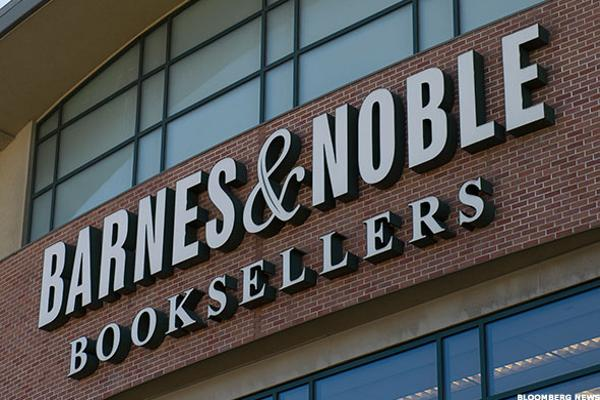 Barnes & Noble (BKS) Stock Pops in After-Hours Trading After Q4 Results