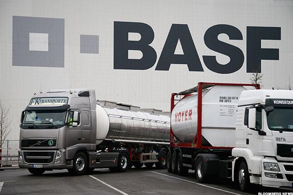 BASF Buys Albemarle's Chemetall in $3.2B Deal
