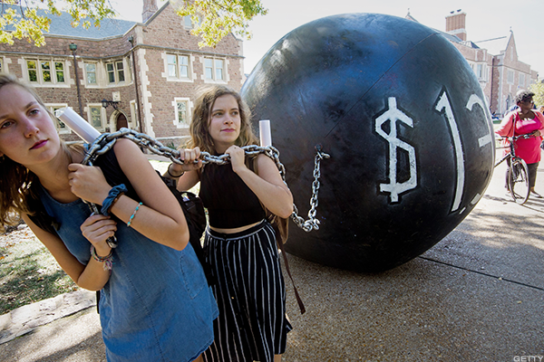 Now Is the Time for Both Parents and Graduates to Take on Student Loan Debt