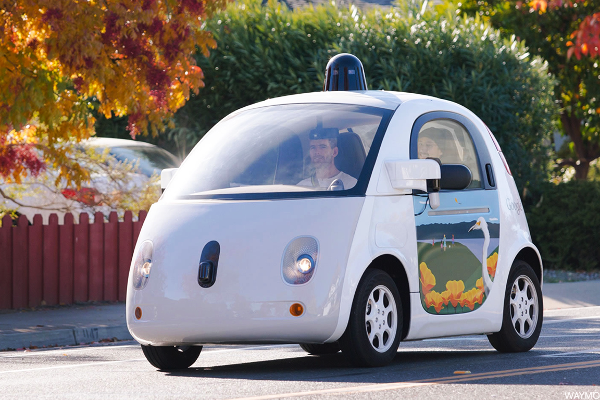 The Case For Driverless Cars: Bonus White Paper