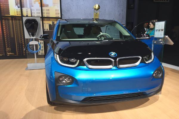 BMW also makes a car with recycled seats.
