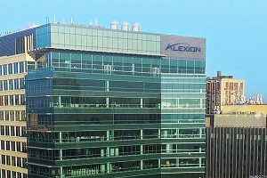 Alexion Higher on Spanish Report, Cited by Analyst, That Amgen Will Make Bid