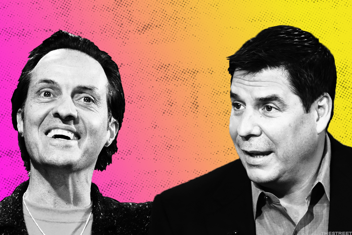 T-Mobile CEO John Legere, Sprint CEO Marcelo Claure