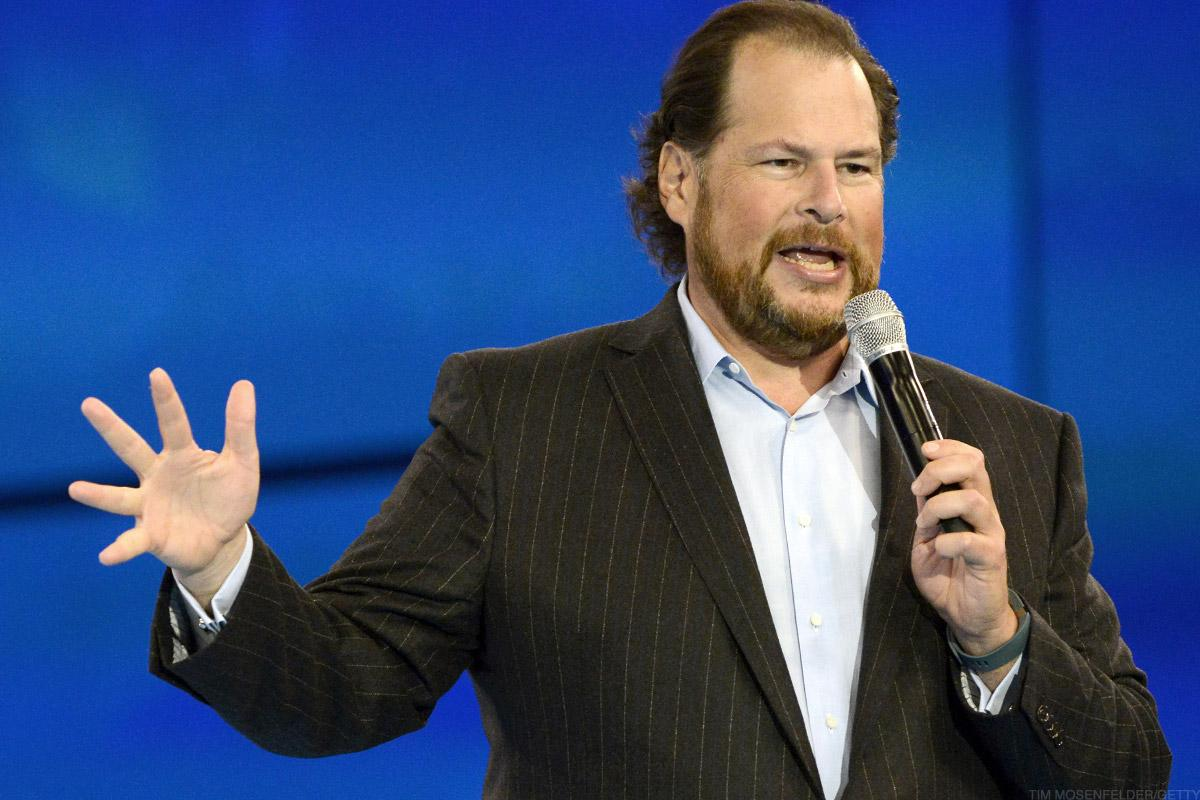 Salesforce Execs Tout Acquisition Strategy Following Earnings Beat