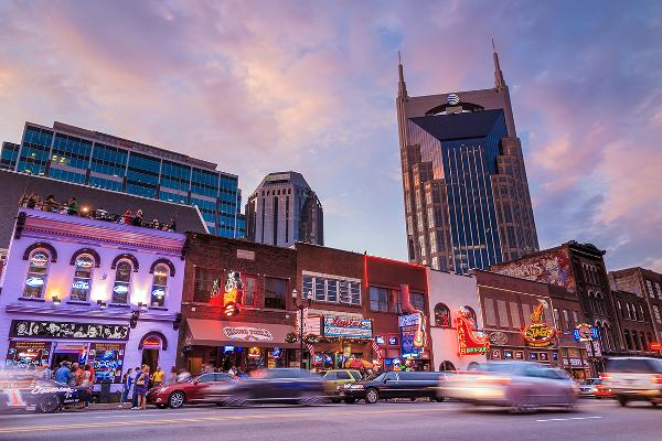 12. Tennessee