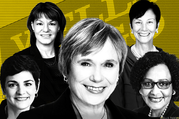 In Wells Fargo Board Shakeup, Women Win Big