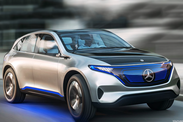 Mercedes-Benz EQ C 2019