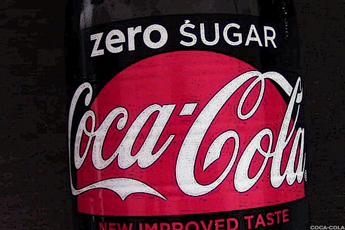 Book Profits on Coca-Cola as Earnings Were Saved by Coke Zero