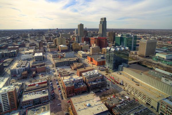 28. Omaha-Council Bluffs, Neb.-Iowa