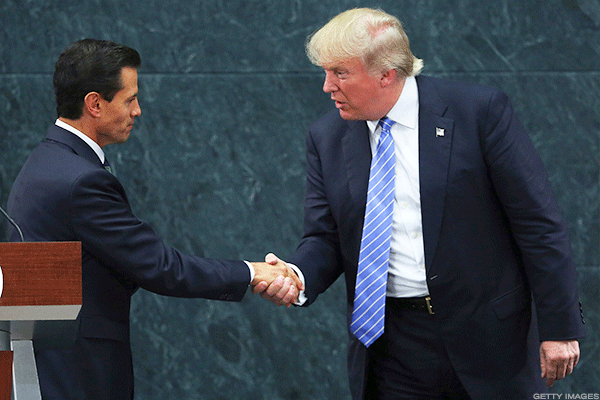 Mexico Braces for Trump Ahead of Inauguration