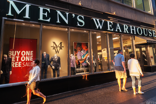 Tailored Brands' Dividend Disappears -- Try On This Alternative Dividend Stock