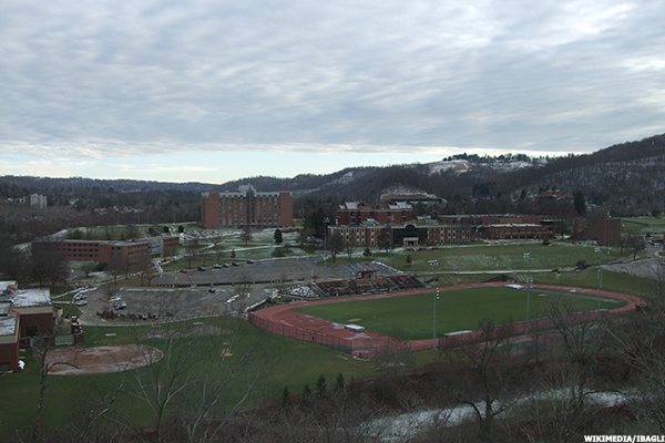 West Virginia: Wheeling Jesuit University
