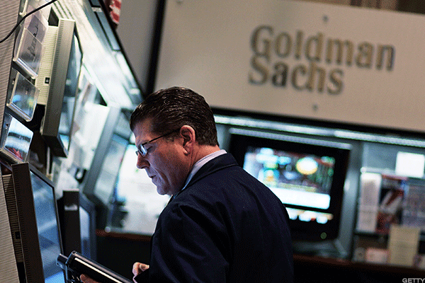 Goldman's 78% Bond-Trading Gain Leads Most Wall Street Rivals