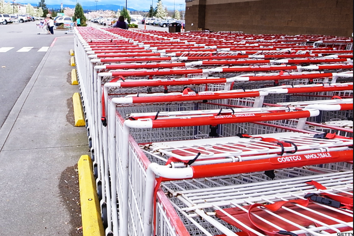 Costco Races to a New High, but There's Still Time to Shop