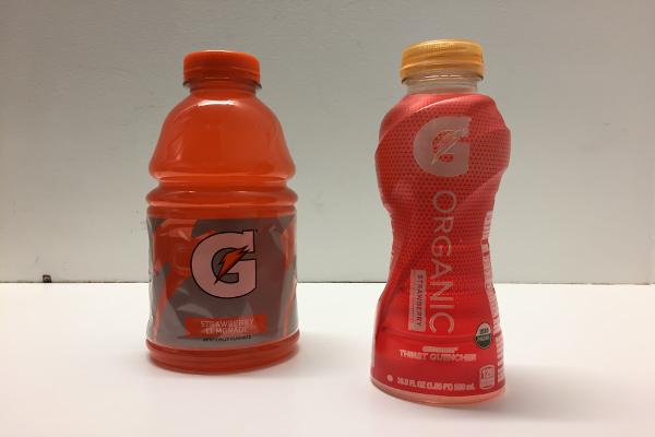 First Taste: Pepsi's New Organic Gatorade Looks Like Water But Doesn't Taste Like It