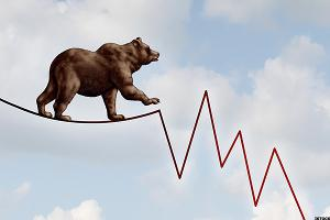 Wall Street's Fear Gauge Has Plunged, But Nasty Bears Are Still Lurking