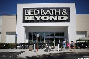 No Bounce-Back for Bed Bath & Beyond