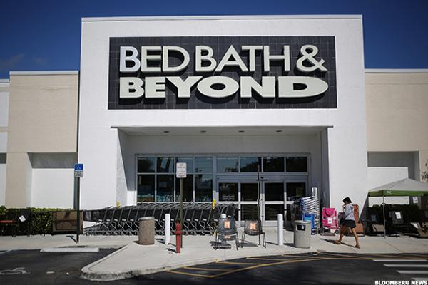 Bed Bath & Beyond Stock Soars on Earnings Beat