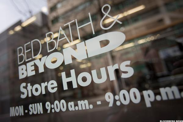 Jim Cramer -- Bed Bath's Buyback Was 'Bad Use of Capital'