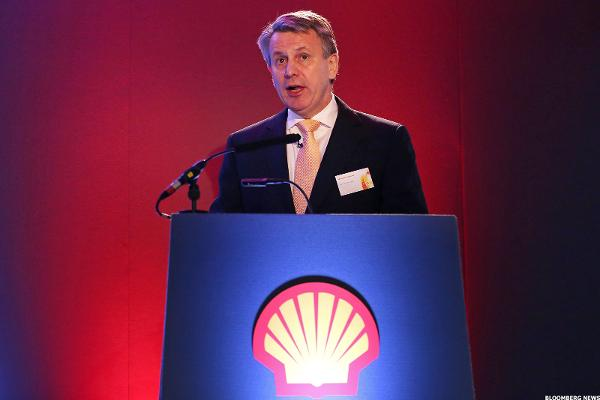 Shell Hardens on Massive Earnings Beat