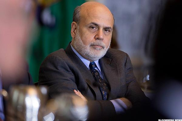 Ben Bernanke Just Crushed Everyone's Hopes for a Tax Cut Miracle