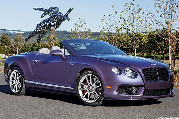Bentley Partners With Uber Of Gasoline Solves High End