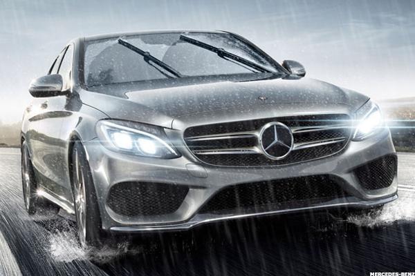 4 Mercedes Benz C Cl