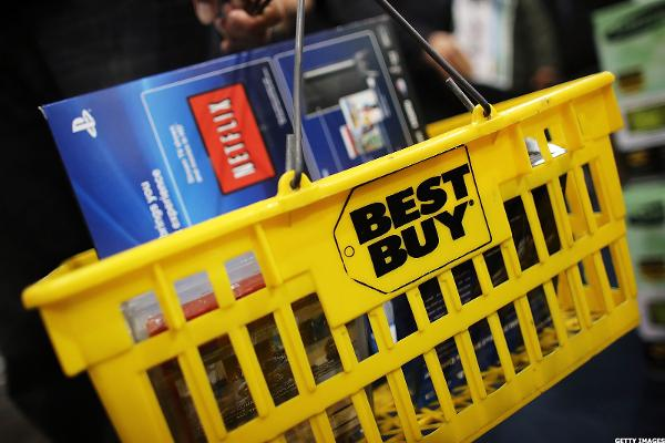 Best Buy CEO Thinks It Will Help Kill Retailers Right Alongside Killer Amazon