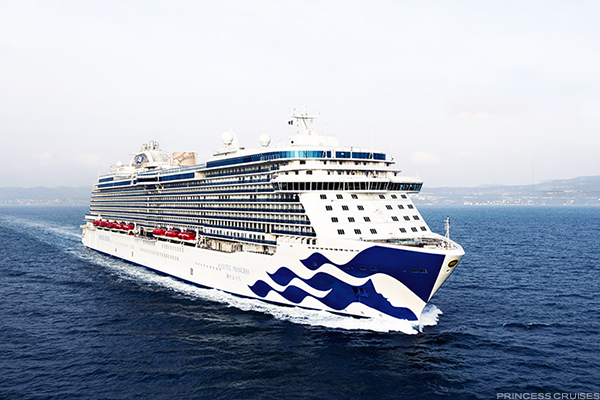 11. Princess Cruises