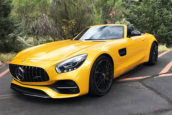 mercedes 39 amg gtc roadster epitomizes its ceo 39 s challenge to bmw thestreet. Black Bedroom Furniture Sets. Home Design Ideas