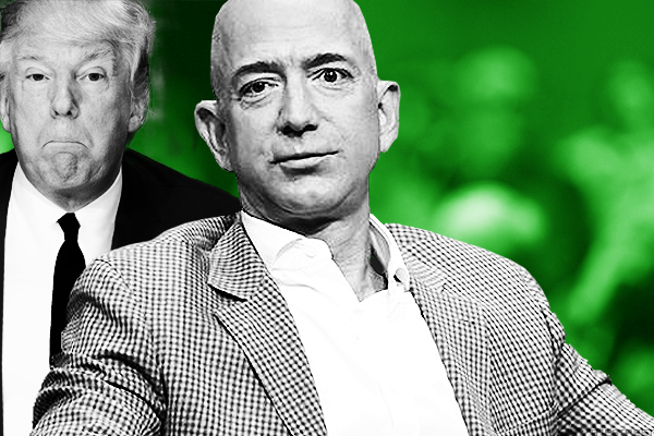 California Congressman Questions Amazon-Whole Foods Deal as Bezos Critic Trump Stays Mum