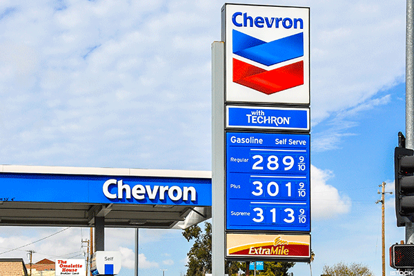 Chevron hasn't disclosed the amount of payments to Inter-Con.