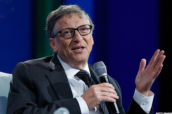 Here Are Bill Gates' 4 Highest-Yielding Dividend Stocks