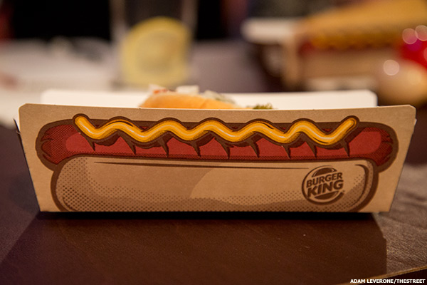 Burger King Just Started Selling Hot Dogs Today -- Here's Why