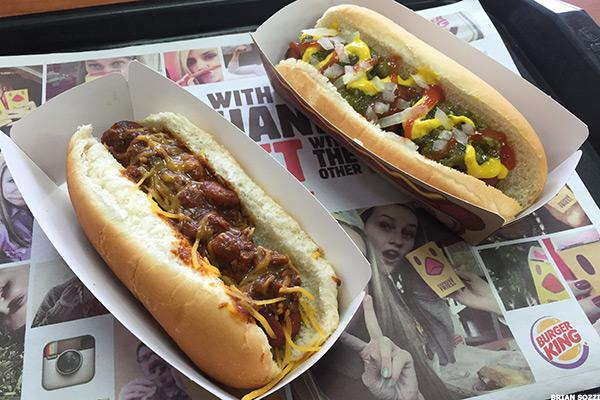 Is McDonald's Now Going After Burgers King's Wieners?