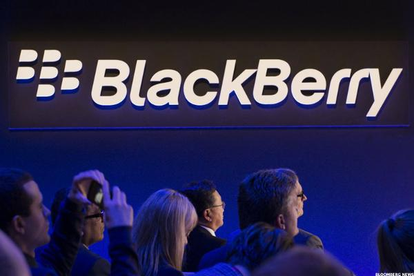 BlackBerry (BBRY) Stock Falls Despite U.S. Senate Software Contract