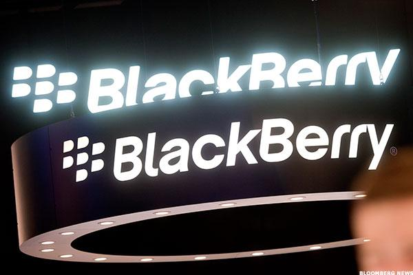 BlackBerry Soars on Leaving Smartphone Manufacturing, Amazon Rises on Analyst Note -- Tech Roundup