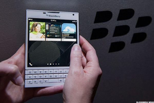 After an Massive 60% Move, BlackBerry's Risk-Reward Has Shifted -- Jim Cramer Explains the Trade