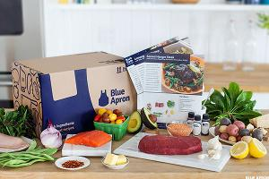 Blue Apron Could Be First Major Meal-Kit Delivery Service to Go Public