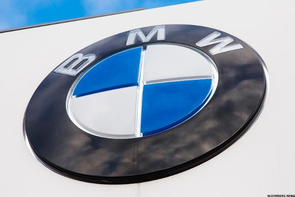 BMW, Intel and Mobileye Racing to Get Self-Driving Cars on the Road