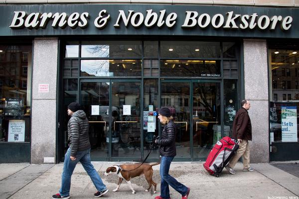 Barnes & Noble (BKS) Stock Slips on Q1 Revenue Miss, Outlook