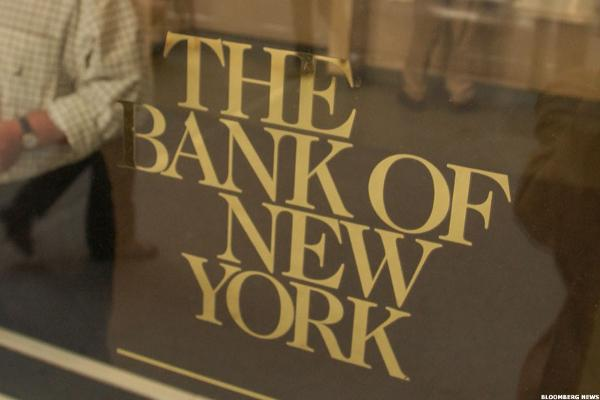 Bank of New York Is About to Withdraw