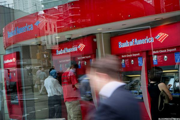 Bank of America Gets Surprise Boost From Distress in Money Markets