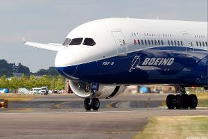 Boeing (BA) Stock Up, Credit Suisse: 777 Production Cuts Coming