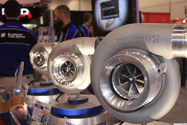 BorgWarner (BWA) Stock Falls as Tesla Model 3 Reservations Soar