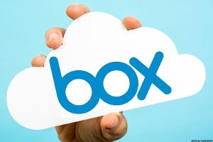 Box Stock Gains, Canaccord: Equivalent to Alphabet's Google Drive