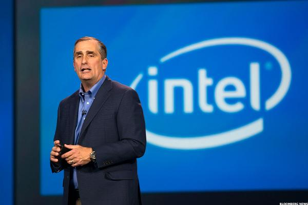 Intel Chief Joins CEOs of Merck, Under Armour in Exiting Trump Business Council