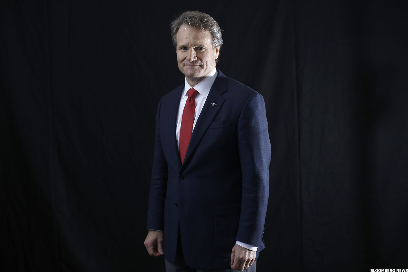 Bank of America CEO Brian Moynihan.
