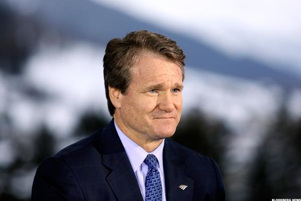 Bank of America (BAC) CEO Moynihan Discusses Europe on Bloomberg TV