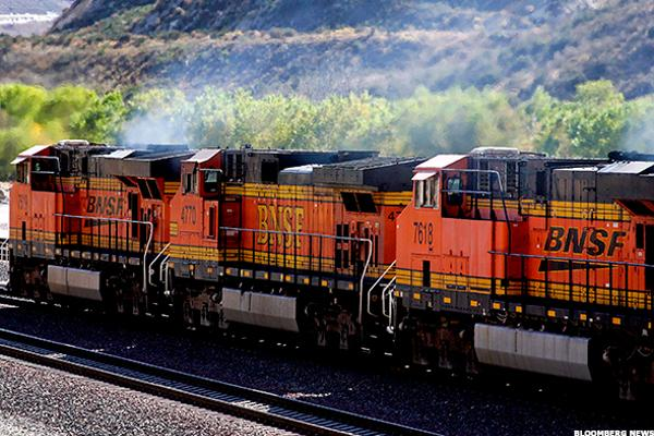Like Buffett, Rail Investors Could Be on the Right Track